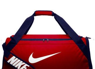 Dlaczego wybierając się na trening, warto wybrać torby sportowe Nike