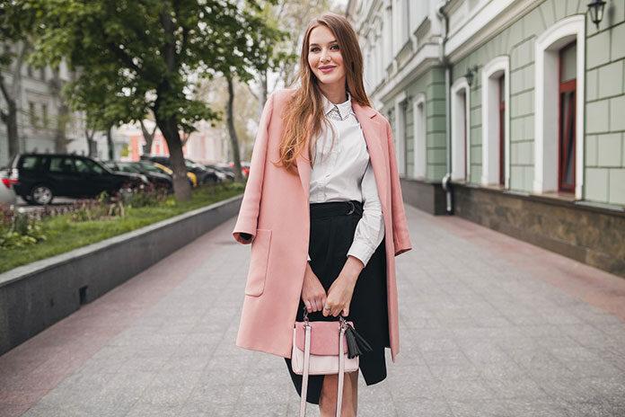 modne płaszcze i kurtki