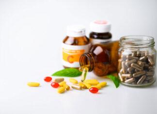 odżywki i suplementy diety