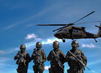 Broń palna dla służb mundurowych i amatorów
