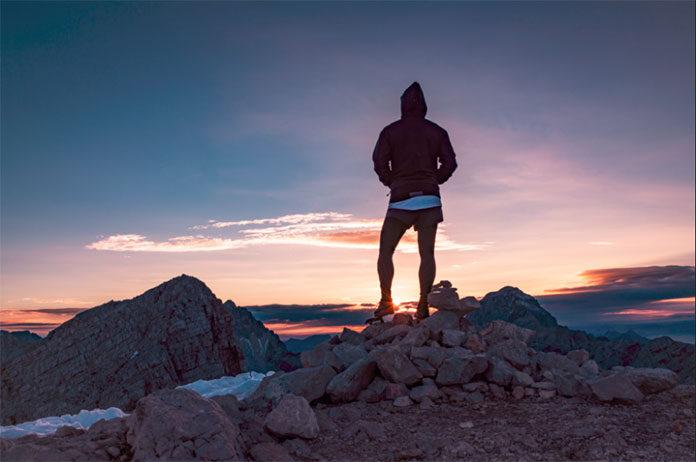 męskie obuwie trekkingowe