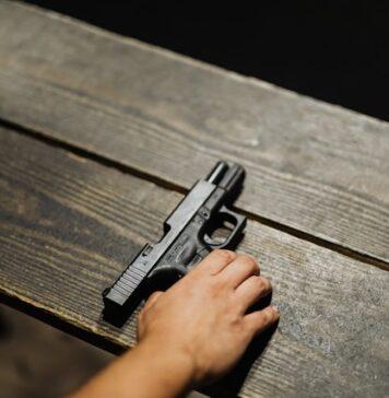 Bezpieczna używana broń palna